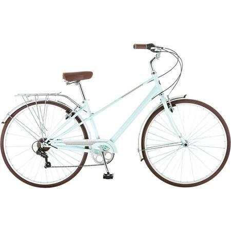 54d7bbea626 Get Quotations · 700c Schwinn Admiral Women's Hybrid Bike, Mint Green