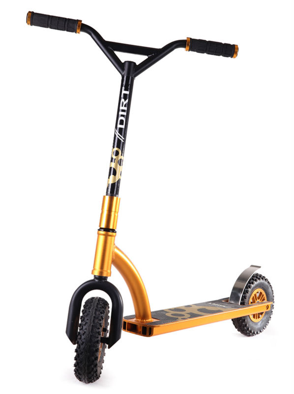 original freestyle BMX dirt scooter with phase2 bar and air tyre for sale