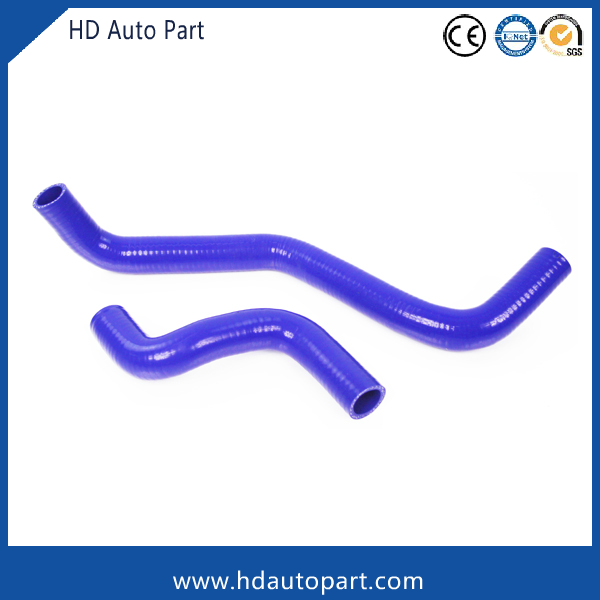 automotive s shape silicone hose for TOYOTA EP82 GLANZA 96-99