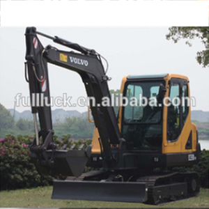 hot selling China volvo new trencher excavator in karachi pakistan
