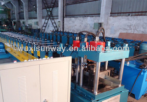 longitudinal girder cantilever girder making machine