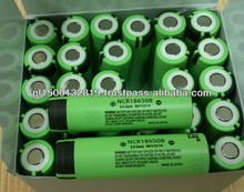 Li-ion battery NCR18650B Panasonic 18650 3400mah 3.7v
