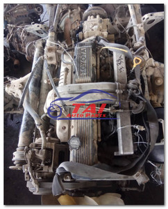 1HZ engine used for Toyota coaster Used Japanese Engine Assembly