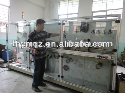 Hengyi Ontharing Wax Strips Machine