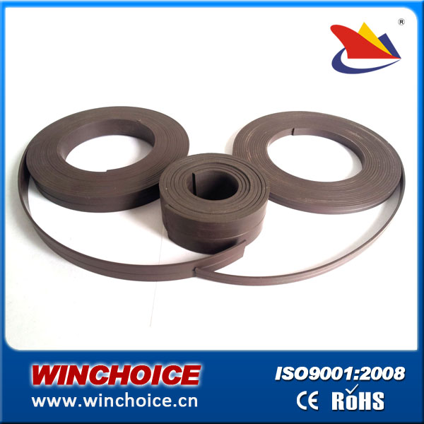 anisotropic magnetic sheet extruded strip