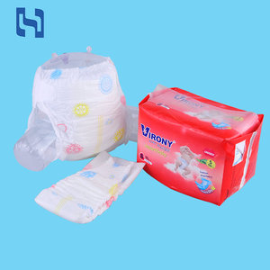 Custom printed breathable disposable ultra-thin comfort baby dry diapers