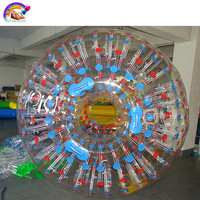 Hot selling grass/hill/beach zorb ball for bowling land zorbs