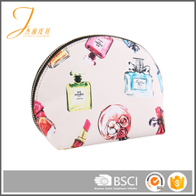 Competitive price promotional cute white small cosmetic bag