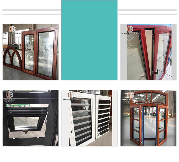 Hot selling products impact hurricane glass windows