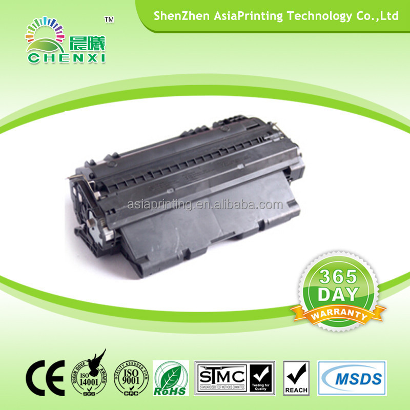 Compatible black toner cartridge 8061X for HP 4100n