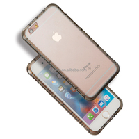 Acrylic phone case transparent mobile phone cover smart phone cover for Iphone