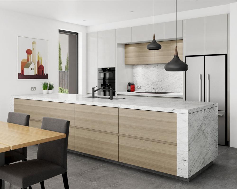 2019 Vermont Nueva Idea De Diseno De Muebles De Cocina De Color Blanco  Nuevo De - Buy Muebles De Cocina,Gabinete De Cocina Moderno,Meuble De  Cuisine ...