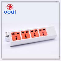 Universal type multi 4 gang socket outlet power adapternd socket
