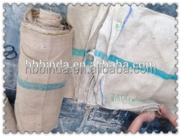 supplier Jute cocoa bean sack/ big bag sack
