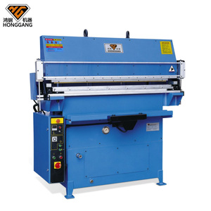 high speed heat leather belt embossing machine