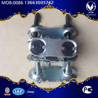 conveyor belt fastener bolt sold plate fastener for mining use