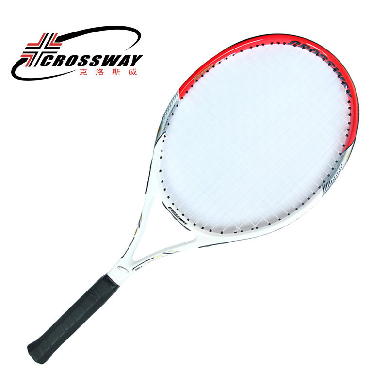 OEM Aluminium tennis rackets racquet with cover