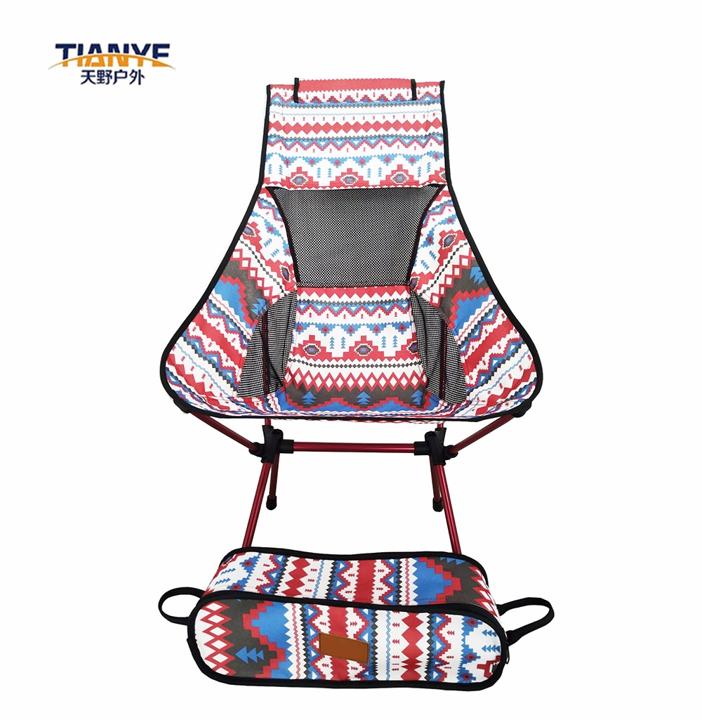 Heavy Duty Folding Tailgate Camping Chairs With Arm Rest