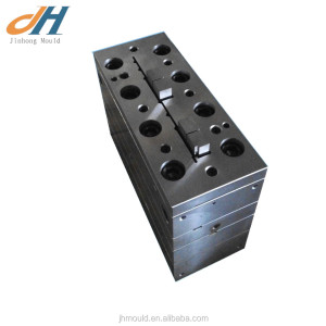 Wood Plastic PVC Decorative Wall Panel Extrusion Mould Die Maker