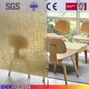 Hot sell eco-friendly Sandstone finish Linen Wheat construction material for partition walls