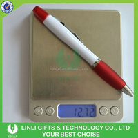 2 in 1 ABS Multifunctional Highlighter Ballpoint Pen with Custom Logo