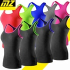 Sports Vest Fitness Running Yoga Training Vest Women Clothing Sexy