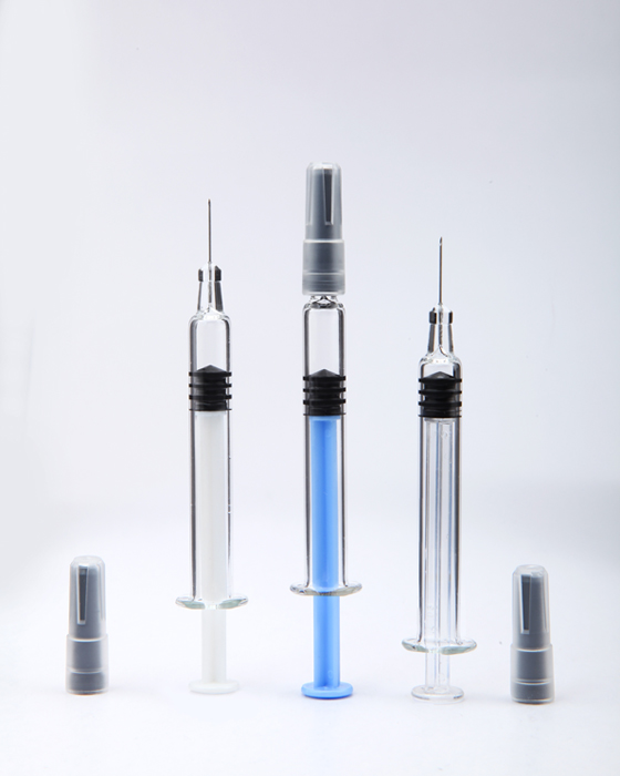 Ml Glass Syringe