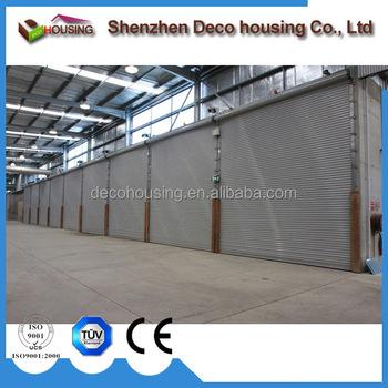 Industrial Warehouse Security Steel Rolling Door Buy