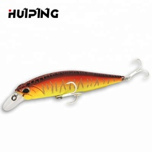 Luresfactory 100mm 14g Fishing Lures Minnow Floating Bait Wobblers Bass Fishing Tackle M085