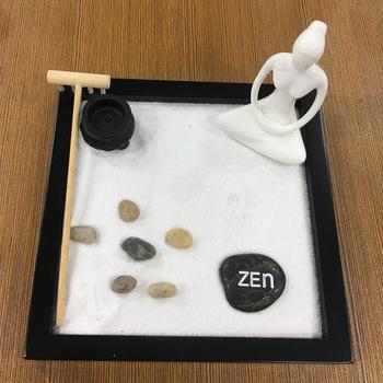 Tabletop Japanese Zen Garden Miniature Zen Garden Ornaments Buy