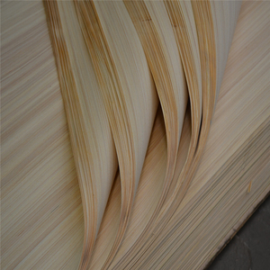 0.5mm thin poplar recon wood veneer sheet