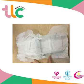 Supply cheap disposable baby diapers online