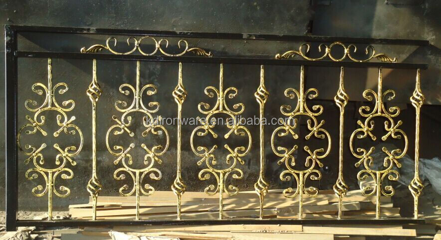Popular Blustrades Amp Handrails Type Wrought Iron Railings