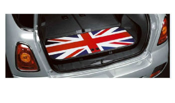 Brand New Abs Material Mini Cooper Union Jack Car Trunk Bo For R56