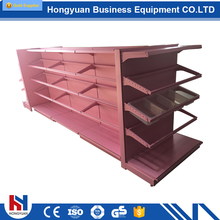 High Cycling Rate shop and shelves steel racks