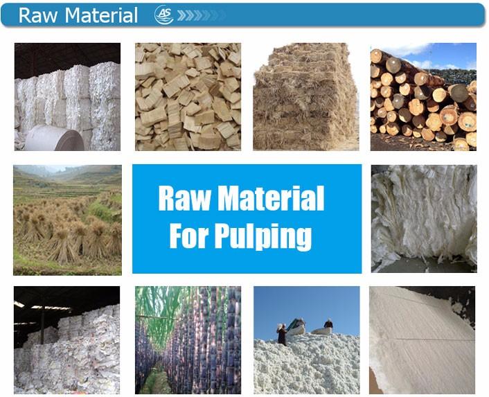 Raw materials: global pulp market trends