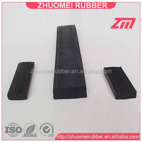 Durable anti-aging EPDM closed cell rubber foam sheet