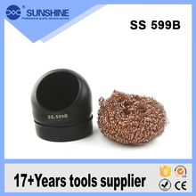 Soldering Iron Tip cleaner,Stainless Steel Remover Wire Sponge