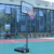 M. Dunk Berdiri Bebas Adjustable Basket Post