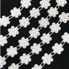 Dress crystal rhinestone trim diamond chain