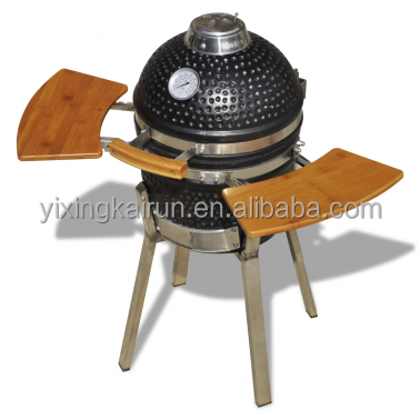 Alibaba China New Design Grill Mini Kamado Bbq Table Outdoor