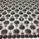 Beautiful Sequin net embroidery african french tulle lace fabrics