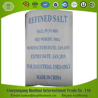Purity 99.5% Refined Salt
