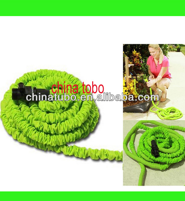 2014 innovative expandable magic garden hose 25ft,50ft,75ft,100ft