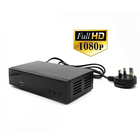 JUNUO Mini Full 1080P HD Multi Media Player DVB T2 for Spain Mstar chipset