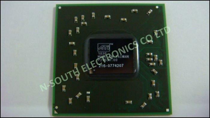 1x  ATI 216-0774008 BGA ic chip with balls