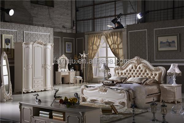 Mobilier de chambre se/lit de style princesse/indonésie ...