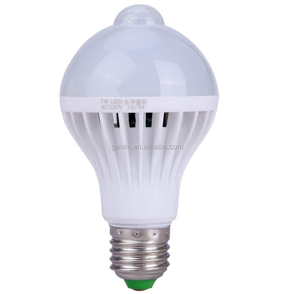 New Pir Radar Motion Sensor Led Bulb Light Smart Lighting Buy Smart Lighting Led Smart Lighting Smarting Light Bulb Product On Alibaba Com