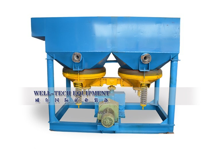Gold Ore Concentration Equipment Gravity Jig/Mining Jigger for Sale