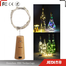 LED Wine Bottle Cork Lights Copper String Lights for Bottle DIY_MO3767